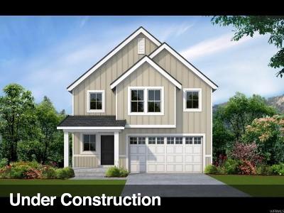 Saratoga Springs Single Family Home For Sale: 492 S Pegasus Way E #416