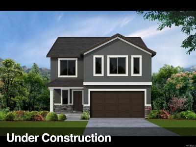 Saratoga Springs Single Family Home For Sale: 517 S Pegasus Way E #408