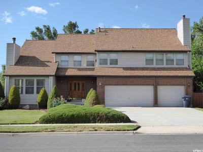 Sandy Single Family Home For Sale: 1837 E Richard Rd