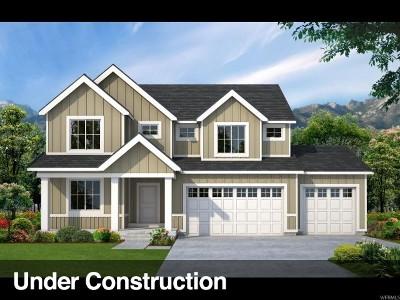 Saratoga Springs Single Family Home For Sale: 448 S Wild Spur Ln E #495