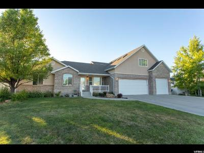 West Jordan Single Family Home For Sale: 5004 W Wood Bend Rd
