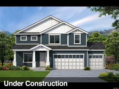 Saratoga Springs Single Family Home For Sale: 389 E Willowstone Ln S #486