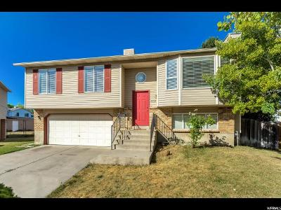 West Jordan Single Family Home For Sale: 6757 S Arrow Wood Ct W