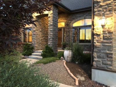 Herriman Single Family Home For Sale: 6803 W Clear Water Dr S