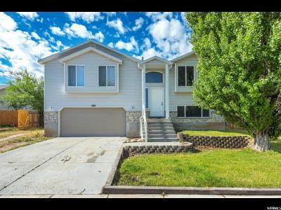 Tooele UT Single Family Home For Sale: $249,800