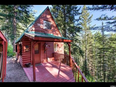 Salt Lake City Single Family Home For Sale: 11373 E Church Rd