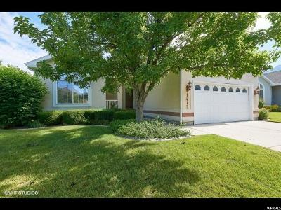 Draper Single Family Home For Sale: 1419 E Anvil Dr