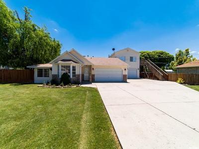 Draper Single Family Home For Sale: 354 E Stokes Ave