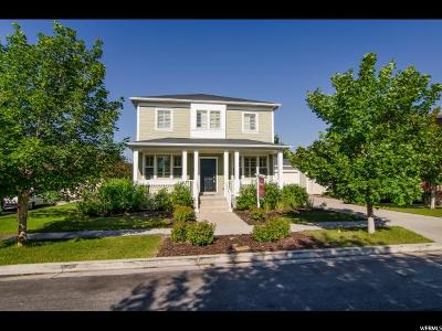 South Jordan Single Family Home For Sale: 10914 S Tahoe Way