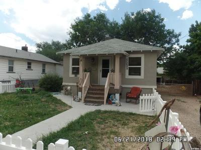 Spring Glen UT Single Family Home For Sale: $89,500