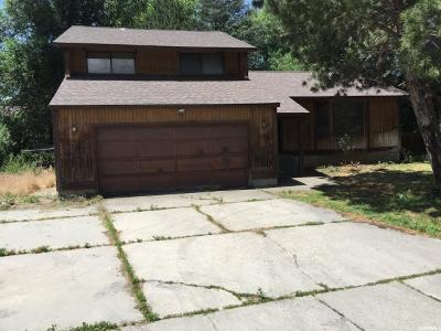 Sandy Single Family Home For Sale: 8166 S Andorra Ln