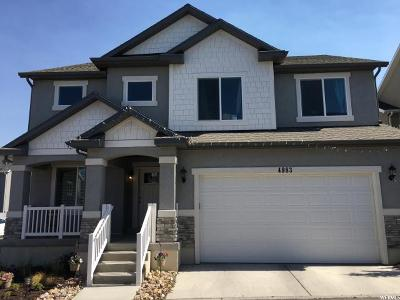 Herriman Single Family Home For Sale: 4983 W Tobago Ln