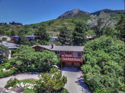 Salt Lake City Single Family Home For Sale: 4653 S Fortuna Way