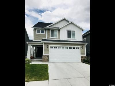 Herriman Single Family Home For Sale: 14467 S Yellow Topaz Rd W