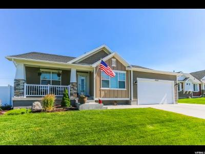 Herriman Single Family Home For Sale: 6563 W Peacemaker Way