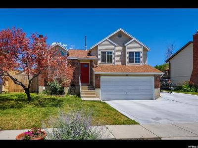 Salt Lake City UT Single Family Home For Sale: $299,500