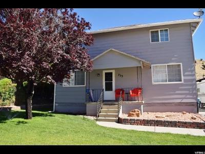 Helper Single Family Home For Sale: 733 Castlegate Rd