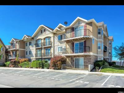 Lehi Condo For Sale: 1705 W Westbury Way #AA2