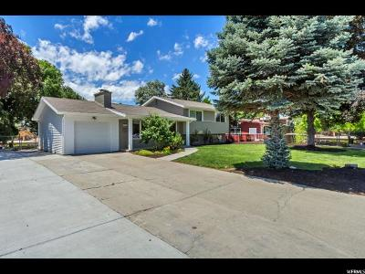 Murray Single Family Home For Sale: 5986 S Lakeside Dr