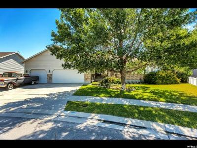 West Jordan Single Family Home For Sale: 7309 S 1470 W