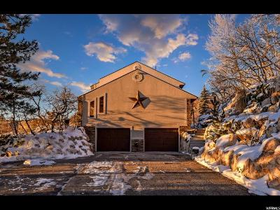 Weber County Single Family Home For Sale: 2474 E 6500 S