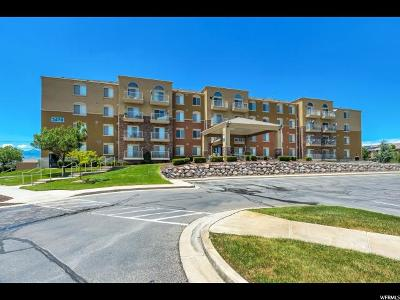 West Valley City Condo For Sale: 3478 S Cozy River Pl #403