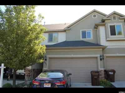 Murray Townhouse For Sale: 6671 S Overlook Rim Rd W