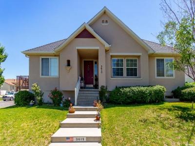Magna Single Family Home For Sale: 3615 S Evening Light Cv