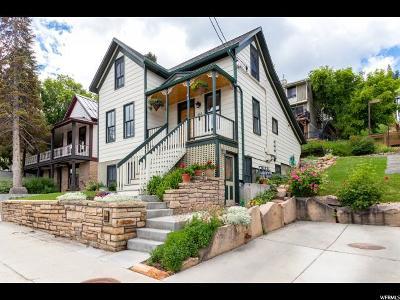 Park City Single Family Home For Sale: 463 Park Ave