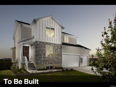 Saratoga Springs Single Family Home For Sale: 59 E Baltic Rush #120