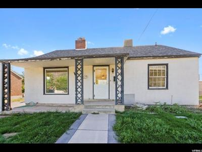 Provo UT Single Family Home For Sale: $275,400