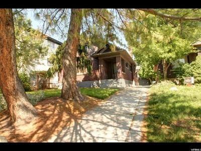 Salt Lake City UT Single Family Home For Sale: $399,000