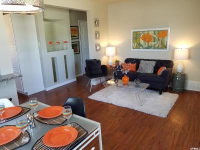 Murray Single Family Home For Sale: 2 E Miller St N