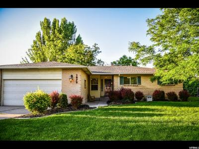 West Jordan Single Family Home For Sale: 1872 W 7265 S