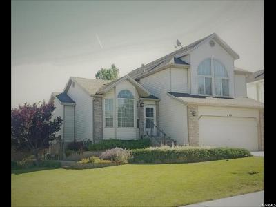 Lehi Single Family Home For Sale: 419 W 2450 N