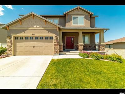 Herriman Single Family Home For Sale: 14512 S Cobblefield Cir W