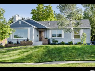 Salt Lake City UT Single Family Home For Sale: $779,900
