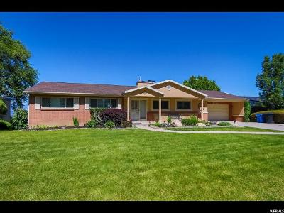 Salt Lake City UT Single Family Home For Sale: $775,000