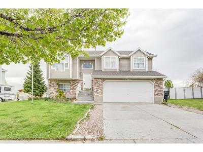 West Jordan Single Family Home For Sale: 6849 S Mineral Mt