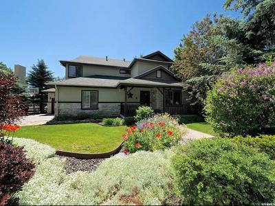 Park City Single Family Home For Sale: 5838 Kingsford Ave