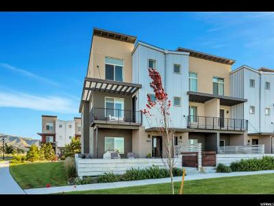 Herriman Townhouse For Sale: 12707 S Rodwell Ct #1