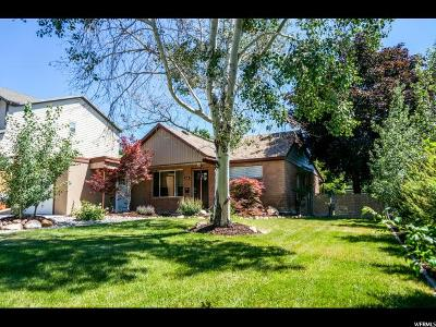 Salt Lake City UT Single Family Home For Sale: $415,000