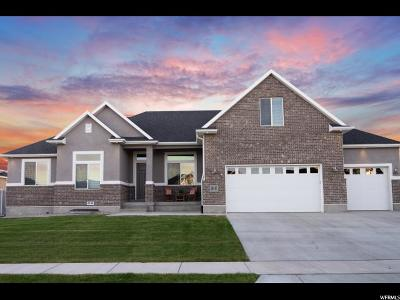 Lehi Single Family Home For Sale: 286 W 3375 N