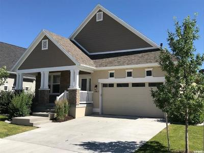 Mapleton Single Family Home For Sale: 1961 W River Birch Rd S #W-22
