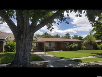 Salt Lake City UT Single Family Home For Sale: $229,900