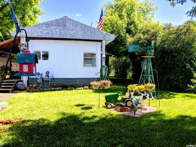 Single Family Home For Sale: 815 Jackson St