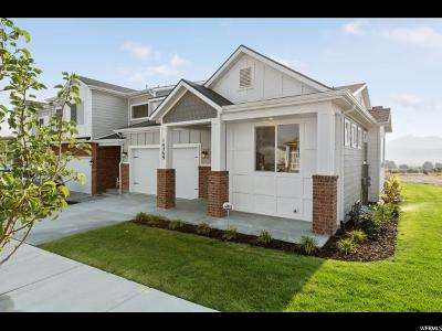 Herriman Townhouse For Sale: 14249 W Bella Vea Dr #55