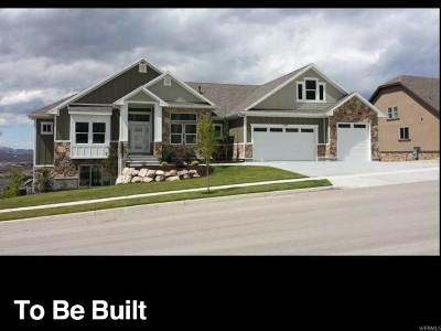 South Jordan Single Family Home For Sale: 10307 S Krystal Hannah Ln