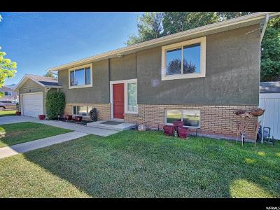 Orem Single Family Home For Sale: 525 S 1100 W