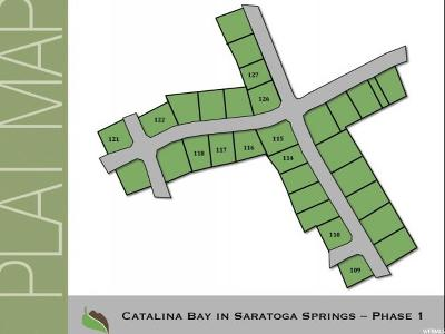 Saratoga Springs Residential Lots & Land For Sale: 3659 S McGregor Ln